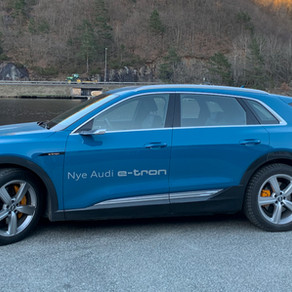 Audi e-tron keeping its position in Norway, most sold car also in April
