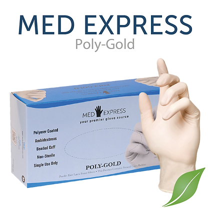 Med Express Poly-Gold