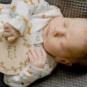Neugeborenenfotos in Essen