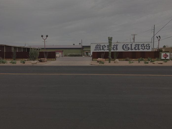 Mesa Glass Arizona