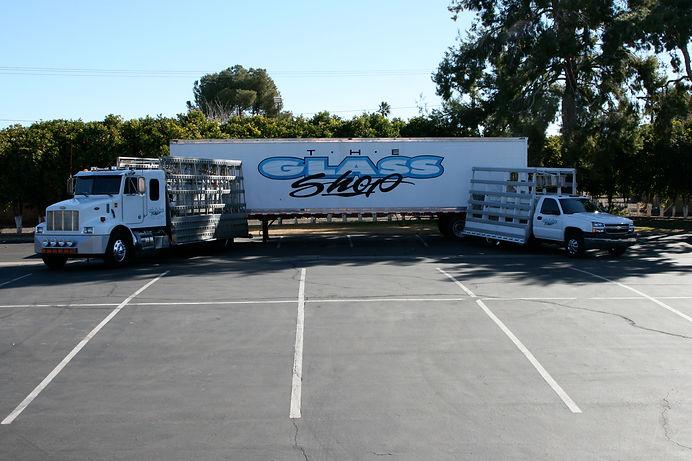 The Glass Shop Trucks