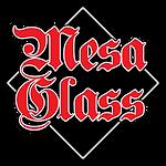 Mesa Glass logo