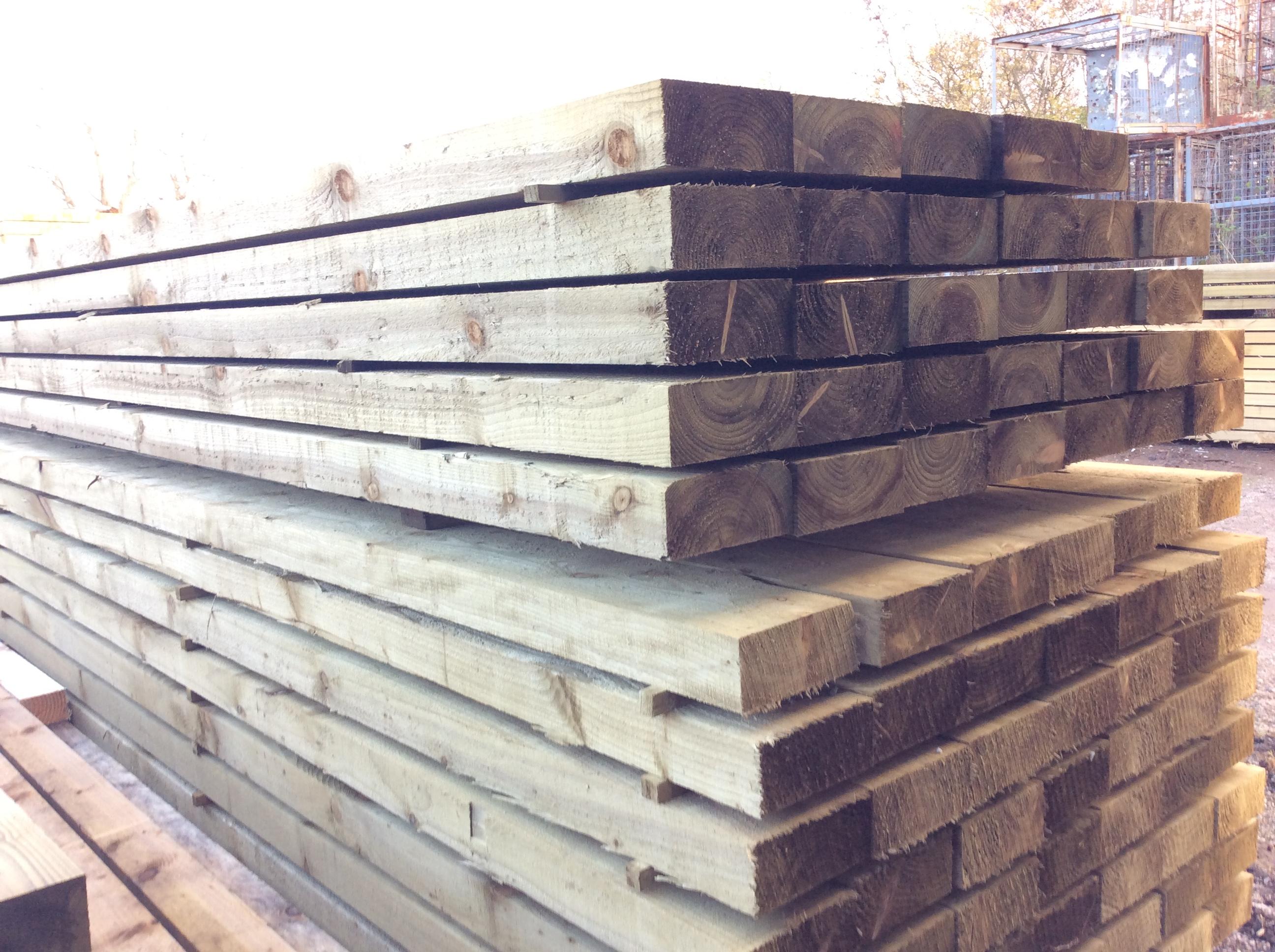 Treated Timber