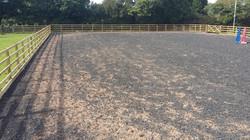 Sand Paddock -with kick board