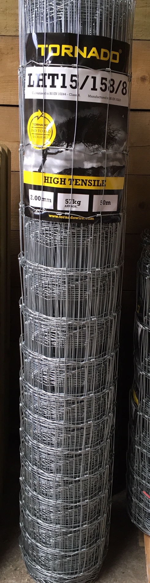 LHT15/158/8 Poultry Netting