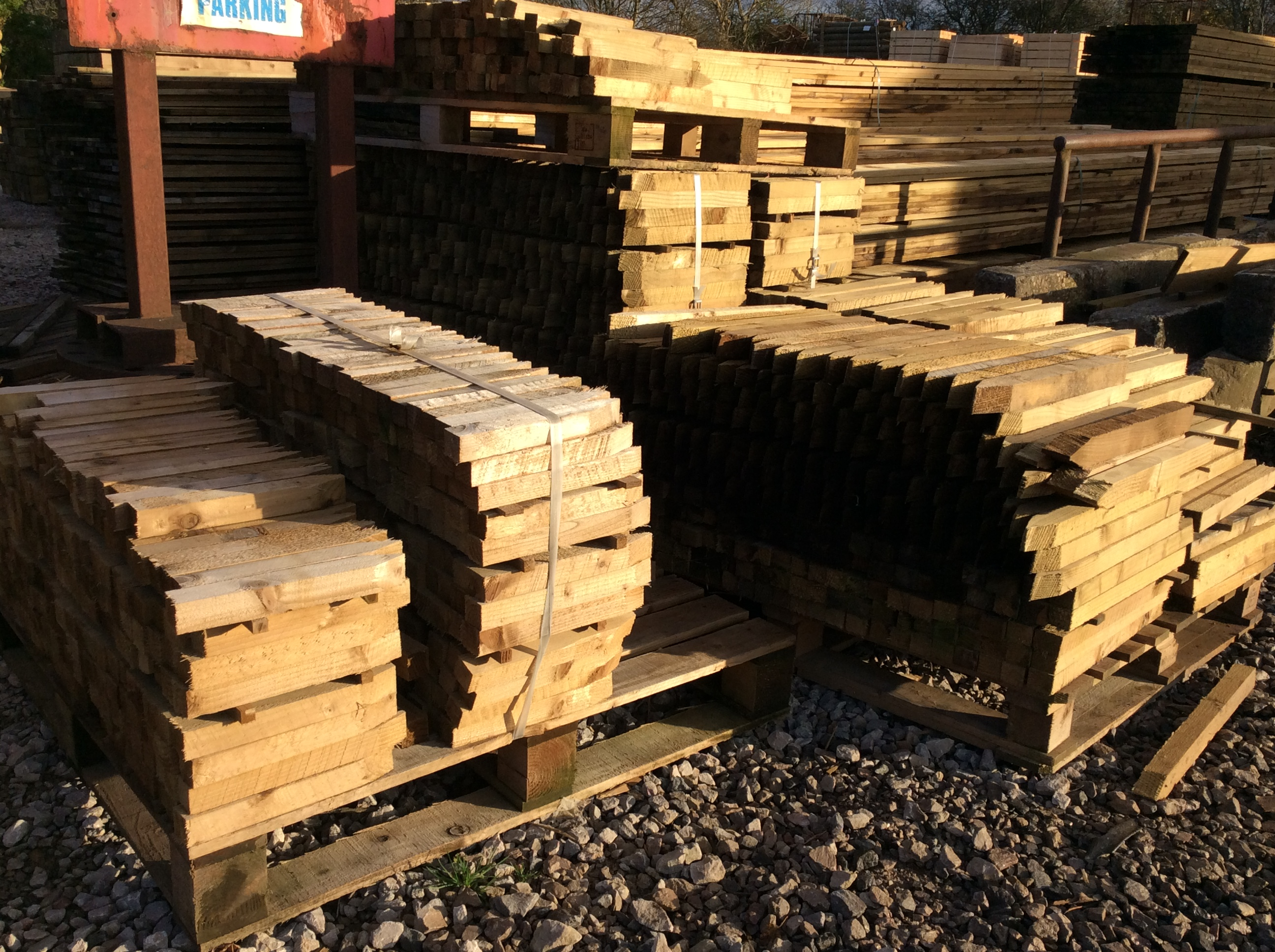 Timber Pegs