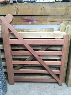 Hardwood Gates (to order)