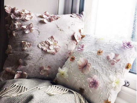 Floral Decorative Cushions