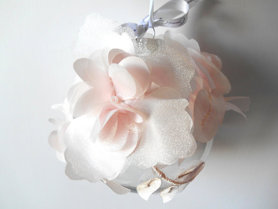Rose Bauble - Large
