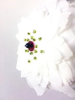 Hand-cut Flower Bauble - Large