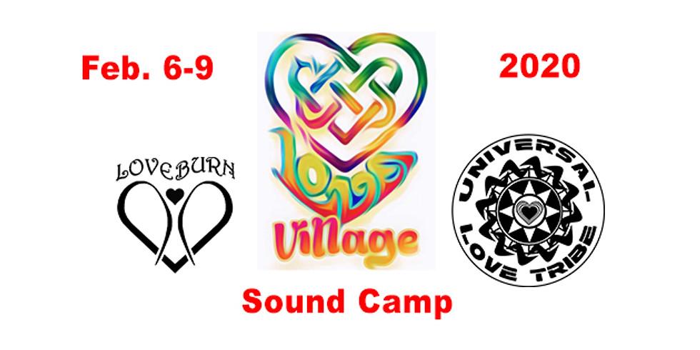 Love Village Sound Camp at Love Burn 2020