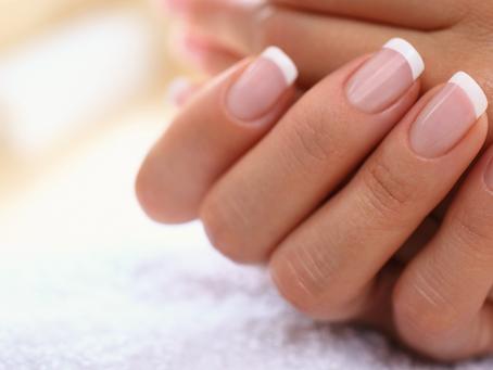 French manicure in Bradenton , Florida