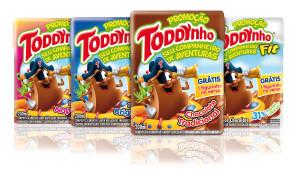Embalagens Promocionais Toddynho