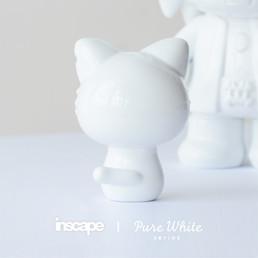 Baby Cat (Pure White Series)