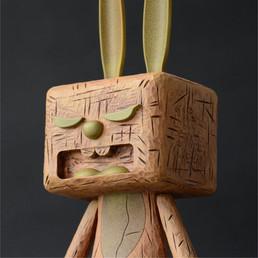 BiBiBu (Imitation Wood Carving Series)
