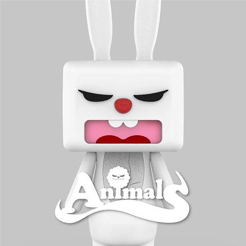 Animals - BiBiBu White