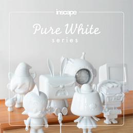 Pure White Series