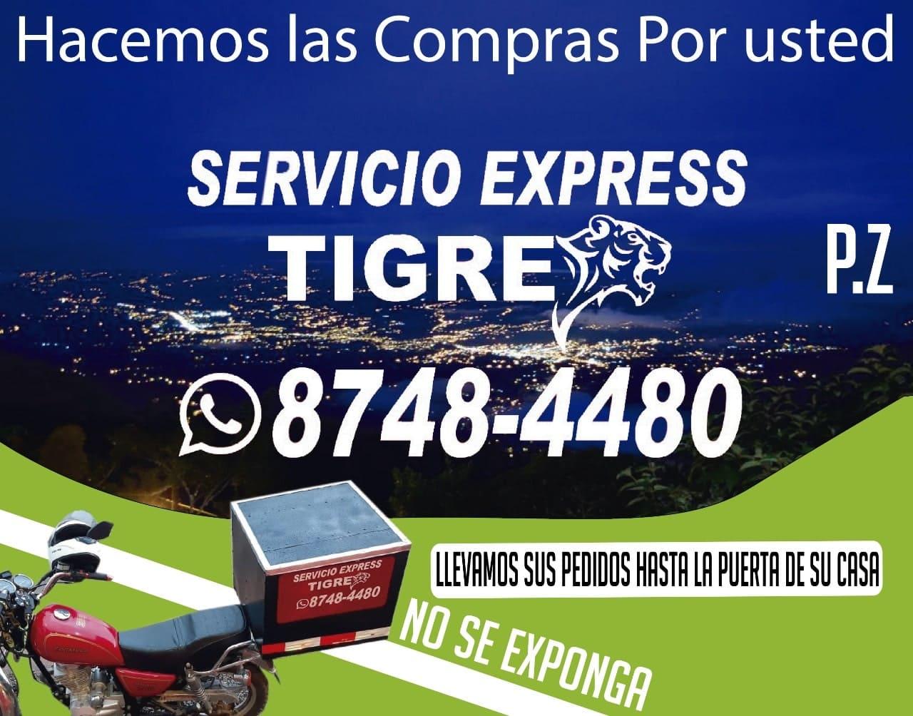 Express Tigre Carlos Castro