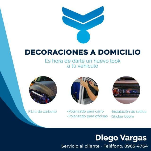 Polarizado Diego