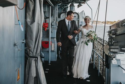 Marinehochzeit Hochzeit in Kiel