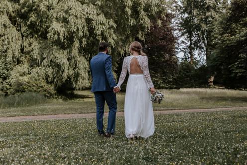 Hochzeitsfotograf Schloss Tremsbüttel