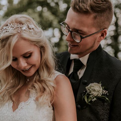 Eine liebevolle Hochzeit in Boizenburg