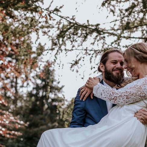 Eine romantische Hochzeit auf Schloss Tremsbüttel
