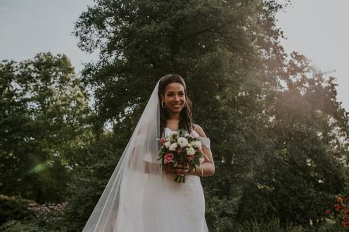 Hochzeitsfotograf Hamburg Planten un Blomen
