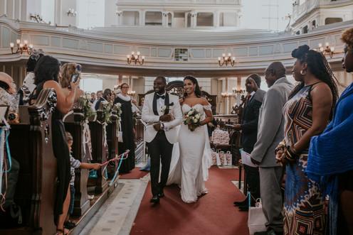 Hochzeitsfotograf Hamburg St.Michaelis Kirche