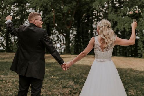 Hochzeitsshooting Boizenburg Brautpaar