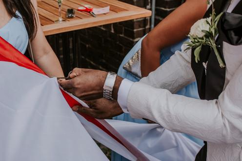 Hochzeitsfotograf Hamburg Planten un Blomen Brautshooting