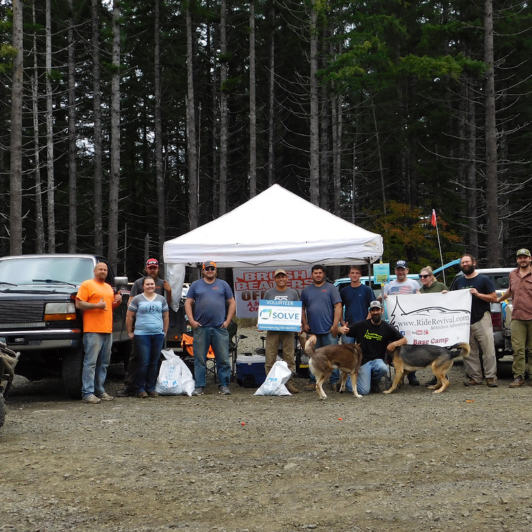 NewbFest 2020 In the Tillamook State Forest [Browns Camp]