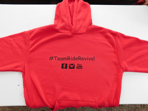Basic #TeamRideRevival Hoodies