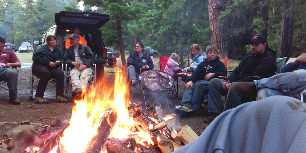 """Cascade Cruzers """"Cruzin The Woods"""" Poker Run~20th Annual"""