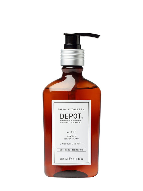 Depot 603 Liquid Hand Soap Citrus & Herbs