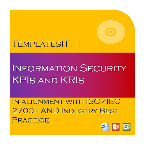 Important Information Security KPI and KRI {for ISMS and more...}