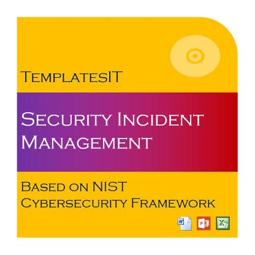 Security Incident Handling Framework