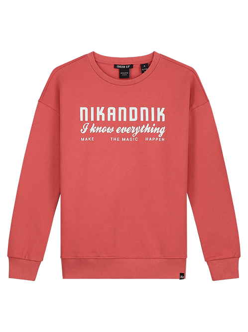 NIK & NIK EVERYTHING SWEATER
