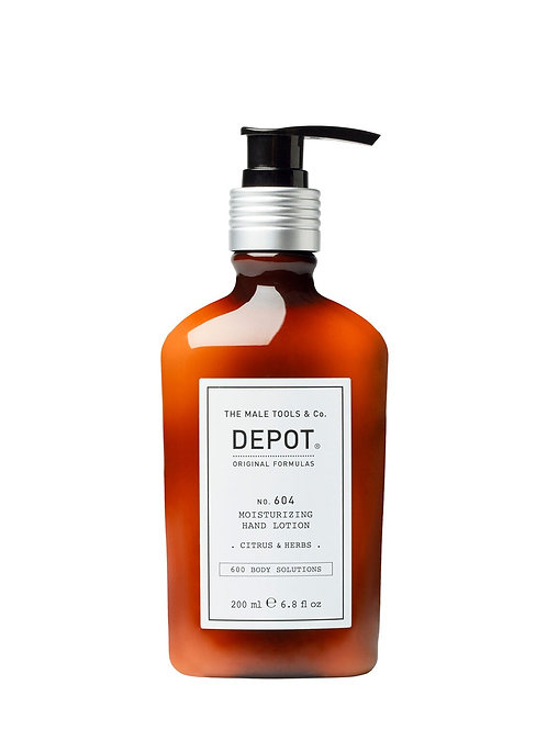Depot 604 Moisturizing Hand Lotion Citrus & Herbs