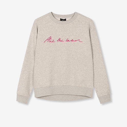 AILX THE LABEL SWEATER