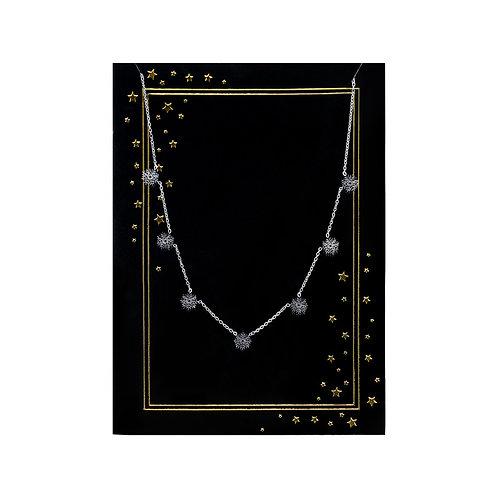 Necklace Little Snowflakes
