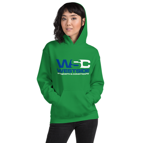 Green Hoodie by Layla