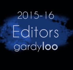 New Gardy Loo editors