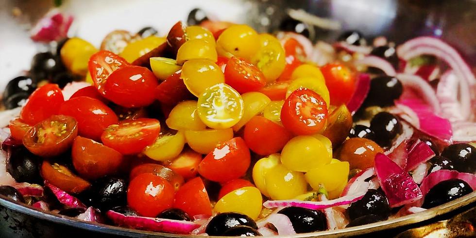 Taller de cocina mediterránea