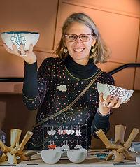Nathalie Siat céramiste