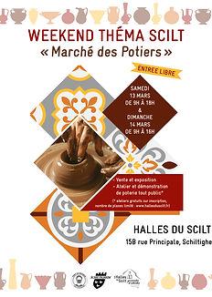 Carré weekend théma - 13 et 14 mars 2021
