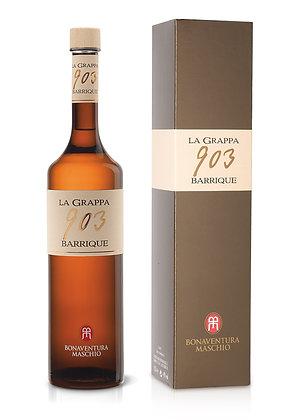 GRAPPA 903 BARRIQUE 40° 70cl, Distilleria Bonaventura Maschio, Gai