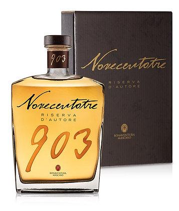 GRAPPA 903 RISERVA D´AUTORE 40% Vol. 70cl, Distilleria Bonaventura Maschio