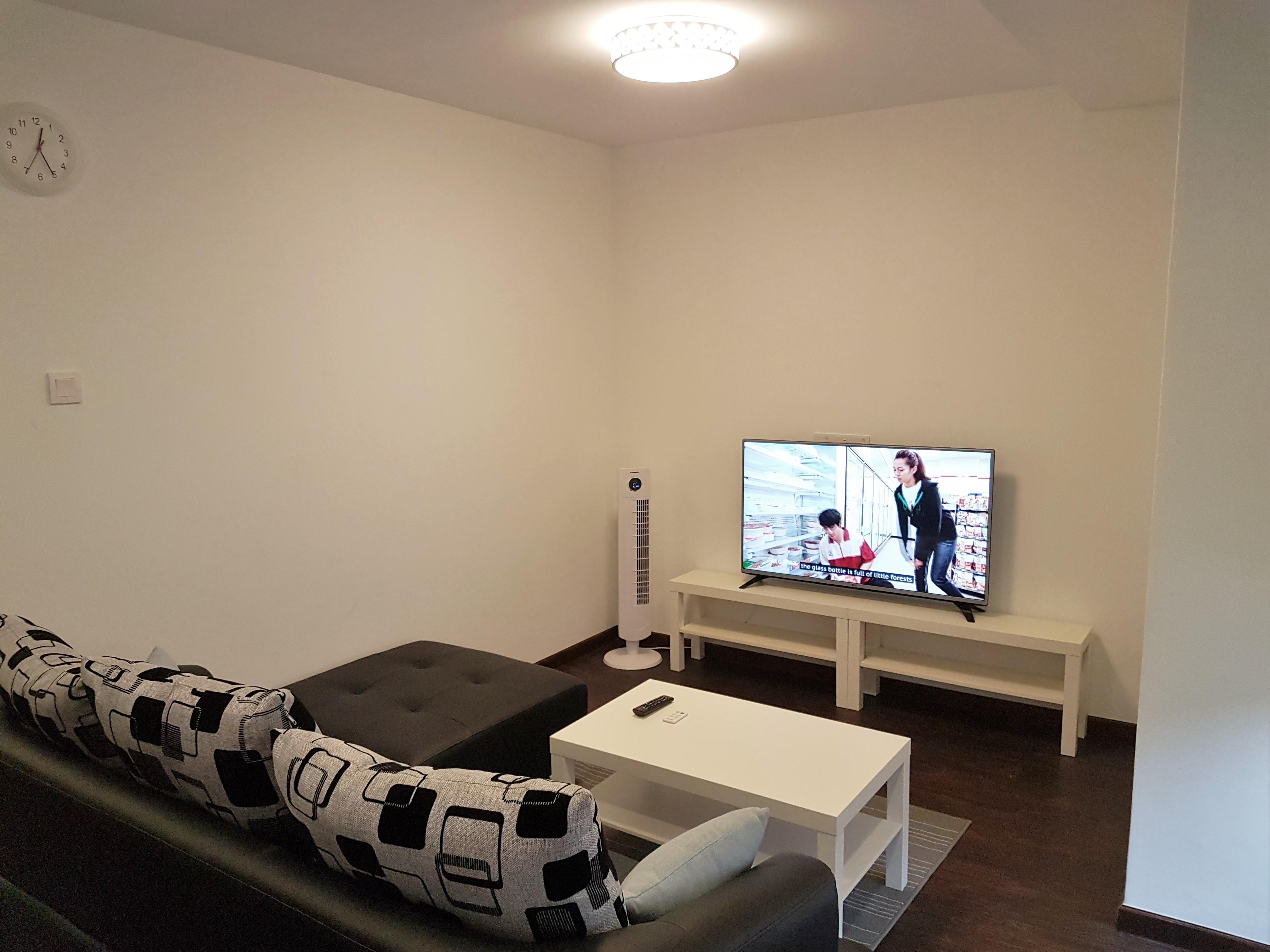 Cozy Living Hall