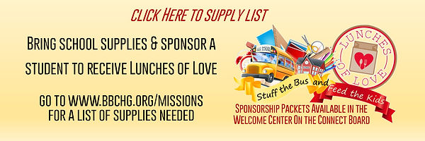 stuff the bus and feed the kidz banner f